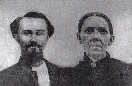 William Brewer and wife Polly Neeley