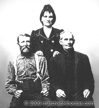 Genealogy Of Marchant Thomas